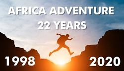 Celebrating 22 years Africa Adventure