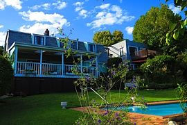Footprints of Knysna, accommodation in Garden Route
