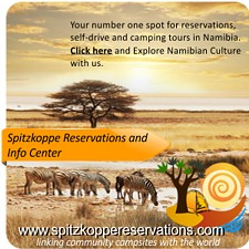 Spitzkoppe Reservations - Community Campsites