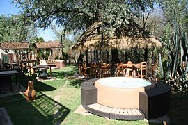 Suricate Town Lodge, accommodation in Windhoek, Namibia