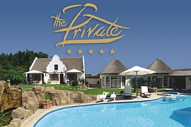 The Private Guest House, accommodation in Knysna