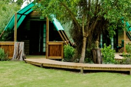 Tube 'n Axe, accommodation in Stormsriver, Tsitsikamma, Garden Route, South Africa
