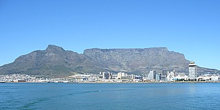 Cape Town , Table Mountain