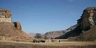 Holidays and Activities in the Freestate, South Africa