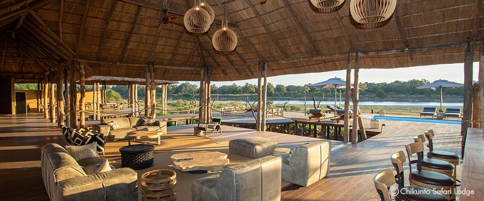 Chikunto Safari Lodge in South Luangwa National Park