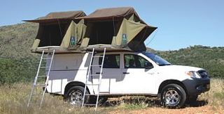 Motorhomes and 4x4 Camping in Southern Africa