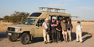 Guided Tours and Safaris in Southern Africa