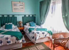 Twin Room, Addo Gateway Lodge, Colchester