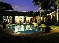Amani Guest Lodge with pool in Port Elizabeth