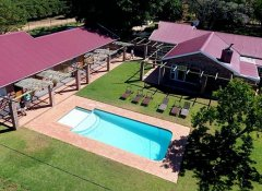 Bydand B&B accommodation in Addo in the Eastern Cape