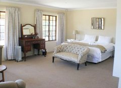 Double room at Cedar Garden Bed & Breakfast in Underberg
