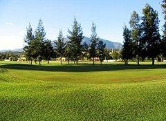 9-hole golf course in Citrusdal at Citrusdal Golf Club