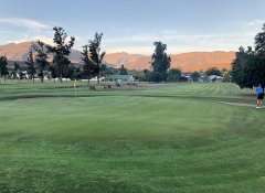 Citrusdal Golf Club on the Cape-Namibia-route