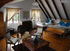 Child-friendly Northern Drakensberg Mountain Retreat