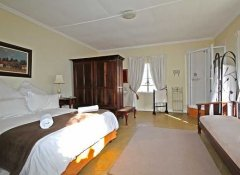 Double room at child-friendly Ganora in Nieu-Bethesda
