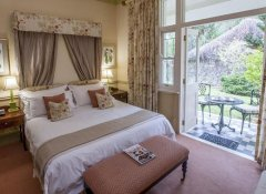 Room with garden view at Hacklewood Hill in Port Elizabeth