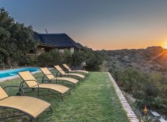 Hitgeheim Country Lodge accommodation in Addo