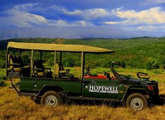 Hopewell Game Reserve, Safaris in Colchester