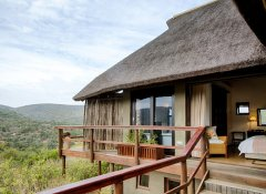 5 star game lodge in Colchester at Hopewell Game Reserve