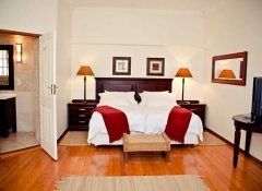 Lux double room at Kronenhoff Guest House in Kirkwood