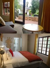 Lucky Bean Guesthouse, Accommodation in Johannesburg