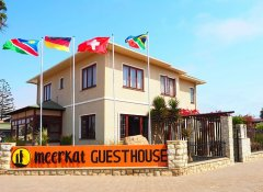 Meerkat Guesthouse, Accommodation in Swakopmund & Namib