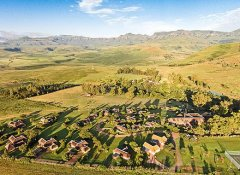 Montusi Mountain Lodge, accommodation in Drakensberg