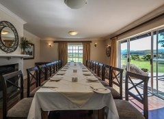 The landmark restaurant in Underberg at Moorcroft Manor