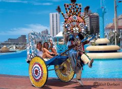 Nomjey Tours & Adventures offer city tours in Durban
