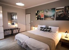 Organic Square Guesthouse, Accommodation in Swakopmund