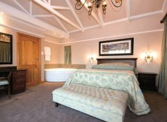 Double room at Pine Lodge Resort & Conference Centre