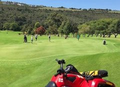 18-hole golf course at Plettenberg Bay Country Club