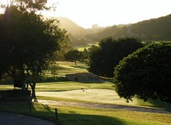 Scenic golf course at Plettenberg Bay Country Club