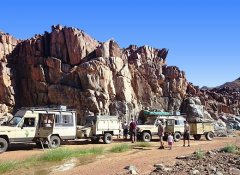 Richtersveld Tours and camping in the Richtersveld