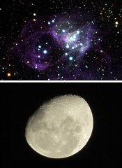 See a super nova and the moon at SALT in Sutherland