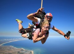 Skydive Jeffreys Bay is skydiving on the Garden Route