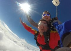 Tandem skydiving in Hazyview with Skydive Kruger