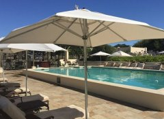 Relax at the Pool at Spier in Stellenbosch in the Winelands