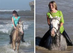 Adventurous 3 Sisters Horse Trails in Port Alfred
