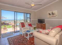 Sea view suite at The Lookout Guest House in Port Alfred