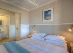 Double room of superior suite at The Lookout Guest House