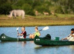 Traipsing Africa's canoeing safaris in the Eastern Cape