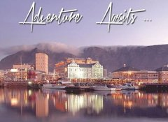 Visit Cape Town with Traipsing Africa's Safaris & Tours