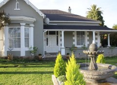Tranquil House accommodation in Queenstown and Komani