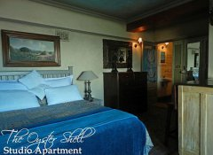 Two Angels Guest House, Accommodation in Knysna